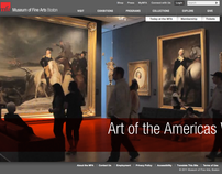 UX Strategy for a Leading Art Museum