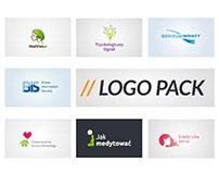 Logo pack //Logo design