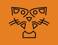 Angry-cat logo