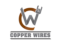 BRANDING // Copper Wires // Logo