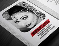 Wedding Management Business Card