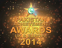 Pakistan Achievement Awards UK & Europe 2014