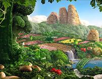 Tasty Landscape