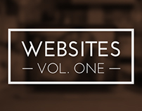 Websites Vol. One