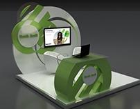 Bank Audi Booth