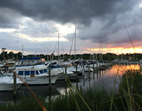 Maryland Sunset