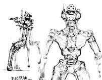 Robots Concept