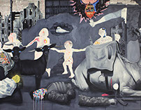 Guernica to Gaza