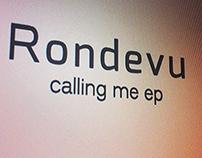 Rondevu 'Calling Me EP' [Cheap Thrills]