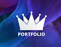 Prince Pal - UI / UX / Branding Portfolio Website
