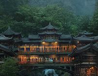 Japanese Village (+WIP)