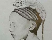 mens en dier