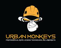 Logo Urban Monkeys