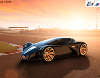 BMW i9 Concept Advertisement