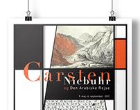 Carsten Niebuhr – exhibitiondesign