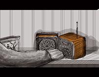 AIDO - No Calling storyboard