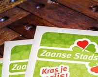 Logo for Scratch Cards / Logo voor kraskaartjes