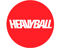 Heavyball Gig Poster