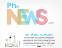Newsletter Templates for Pharmaceutical company