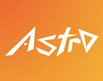 Astro Night Club - Mural (2011)