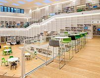 Högskolan Dalarnas bibliotek - Falun
