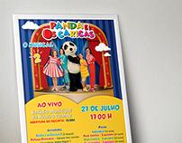 Panda e os Caricas - Açores 2014
