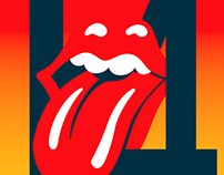 THE ROLLING STONES 14 ON FIRE