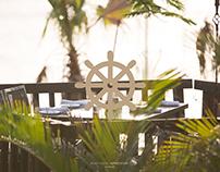 Boathouse Restaurant brand refresh & website design