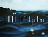 Mohocey Typeface
