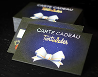 Tartinades Gift Cards