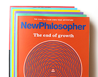 New Philosopher - Magazine covers