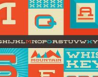 Concordia Font | Typographic Poster