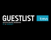 TMN Guestlist Digital Magazine