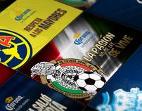Corona Fútbol: La pasión manda
