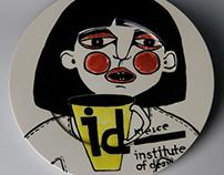 Plates IDK ( Institute of Design Kielce )