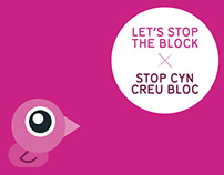 Let's Stop The Block - Campaign