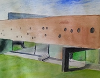 architecturale painting