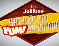 Jollibee Hardcourt Yumbassadors