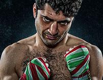 Nik Ciriani - boxer