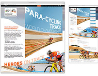UCI World Championships Para-Cycling Track