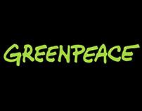 Onlie Spot und TV Greenpeace