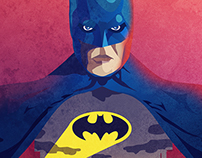 A time for Justice / Batman poster