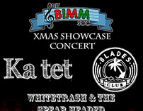 DIT BIMM Soc Xmas Showcase Concert-Posters and Tickets