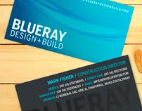 Blueray (Website + Branding)