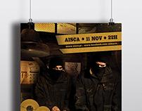 AISCA | Graphic Design | 2011