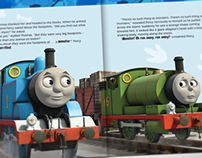 Thomas & Friends - Motion Graphics by Alex Fung 2014