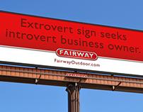 Self Promotion: Digital Billboards