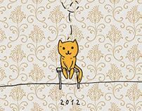 cute calendar 2012