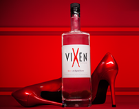 Vixen Vodka's Digital Campaign