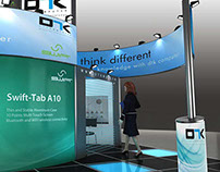DTKME Booth option 2